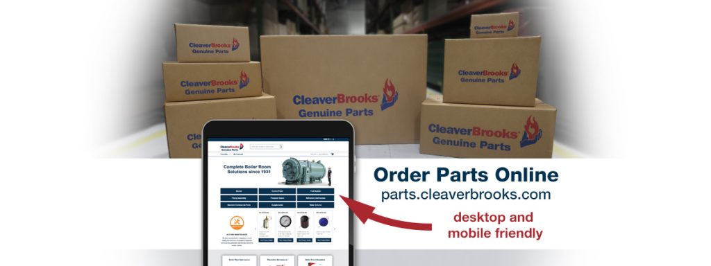 CB E-Commerce: Online Parts
